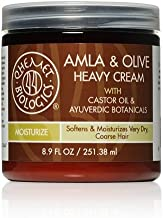 Qhemet Biologics Amla & Olive Heavy Cream -8 oz