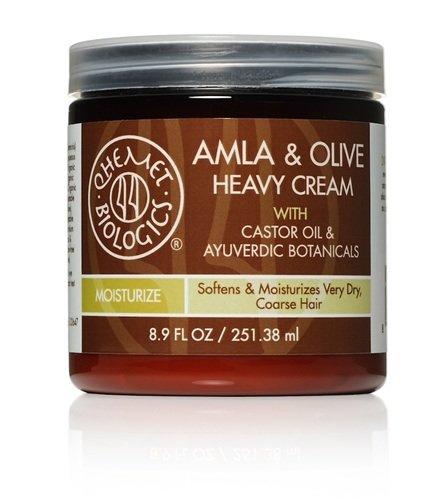 Qhemet Biologics Amla & Olive Heavy Cream -8 oz
