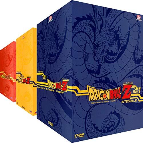 Coffret intégrale dragon ball z [Francia] [DVD]