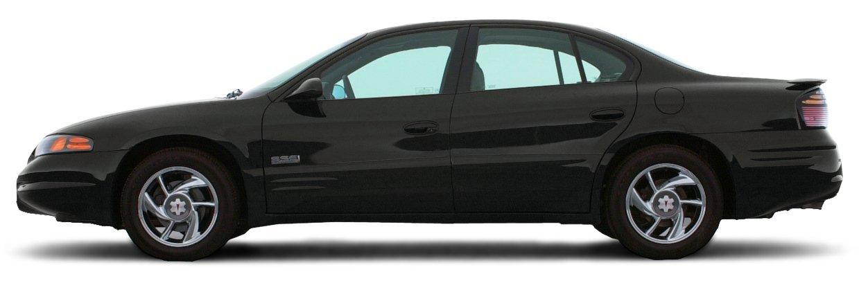 ... 2002 Pontiac Bonneville SLE, 4-Door Sedan ...