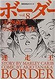 ボーダー vol.8―迷走王 (8) (双葉文庫 た 33-8 名作シリーズ)