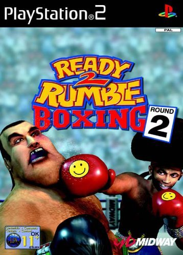 Ready 2 Rumble Boxing Round 2 by Midway Games Ltd