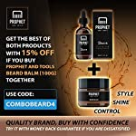 PREMIUM Beard Oil Conditioner for Men [2oz] - Large Bottle Designed for Thicker Facial Hair Growth, Softening and… 6
