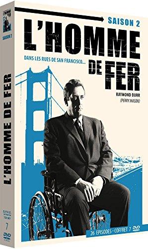 L'Homme de fer - Saison 2 [Francia] [DVD]