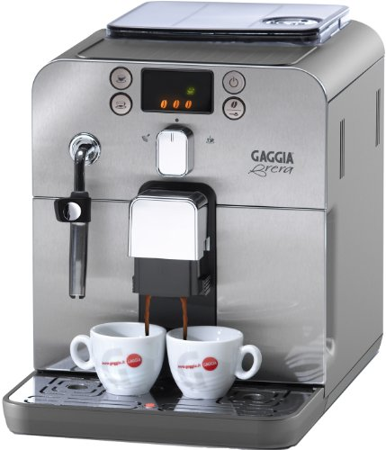 Gaggia Brera Bean to Cup Coffee Machine