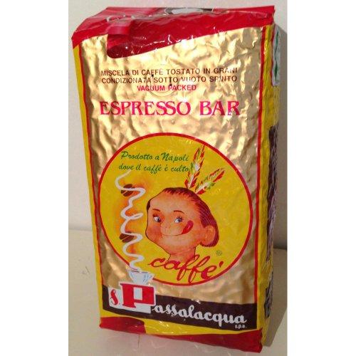 Passalacqua Gran Caffe - Kaffee in Bohnen - 1,0 Kilogramm