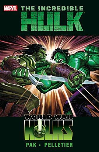 Incredible Hulk Vol. 3: World War Hulks (Incredible Hulk (2009-2011)) (English Edition)