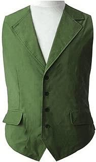Green Vest Halloween Cosplay Costume