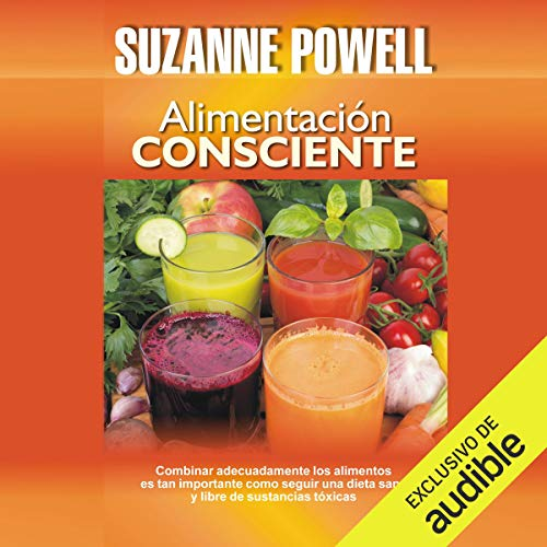 Alimentación consciente [Conscious Eating] audiobook cover art