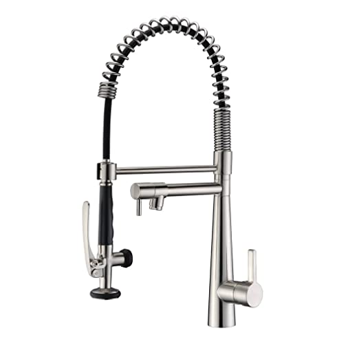 commercial kitchen sink faucets commercial kitchen faucets amazon com 8214