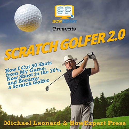 Scratch Golfer 2.0 cover art
