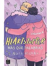 Heartstopper 4. Más que palabras (Crossbooks)