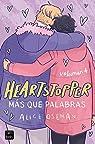 Heartstopper 4. Más que palabras par Oseman