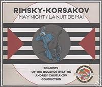 Nikolai Rimsky-Korsakov: May Night (recorded Moscow, 1994) (1995-06-20)