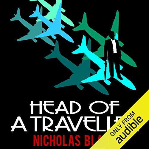 Head of a Traveller audiobook cover art