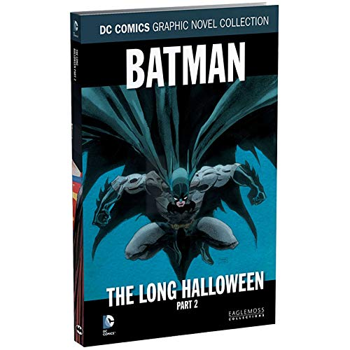 Batman: Long Halloween Part 2 (DC Comics Graphic Novel Collection #18) [Hardcover] DC Comics