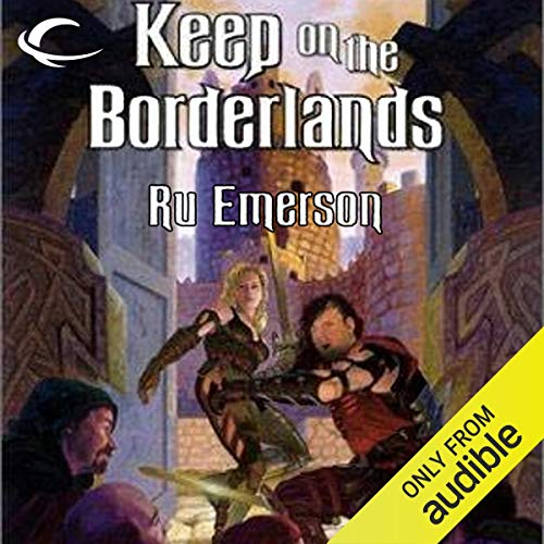Keep on the Borderlands audiobook cover art