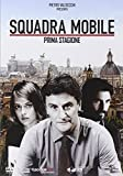 squadra mobile - season completa (4 dvd) box set DVD Italian Import by giorgio tirabassi