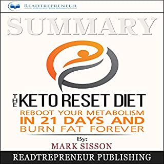 Summary: The Keto Reset Diet audiobook cover art