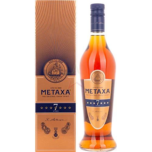 Metaxa 7 Stars 40,00% 0,70 Liter