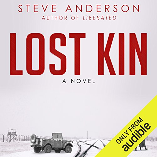 Couverture de Lost Kin