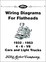 COMPLETE & UNABRIDGED 1946 1947 1948 1949 1950 1951 1952 1953 1954 FORD FLATHEAD V-8 ENGINE ELECTRICAL WIRING DIAGRAM SCHEMATICS MANUAL Includes 4 & 6 Cylinder Engines