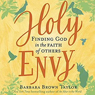 Holy Envy audiobook cover art