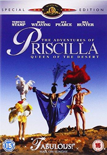 The Adventures of Priscilla, Queen of the Desert (1994) [DVD]