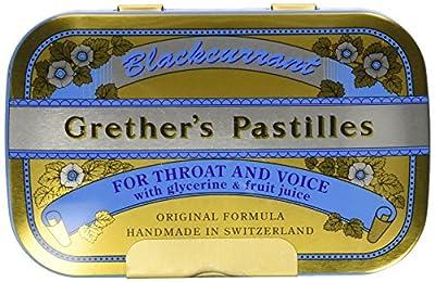 GRETHER'S Pastilles Regular