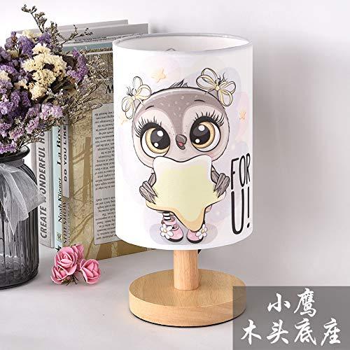 Petite Lampe De Table Chambre À Coucher D'apprentissage Faible Dessin Animé Petit Feu De Nuit 14 X 14 X 30cm 14 x 14 x 30cm Kitty 40 Ans