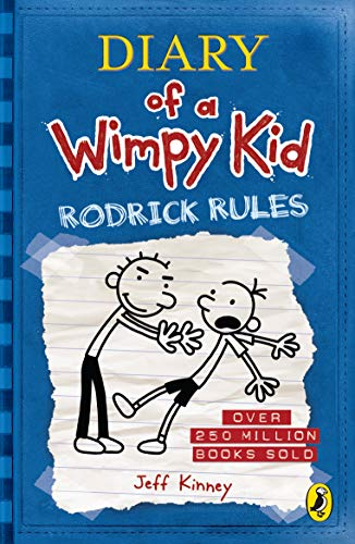 Diary of a Wimpy Kid: Rodrick Rules (Book 2) (English Edition)