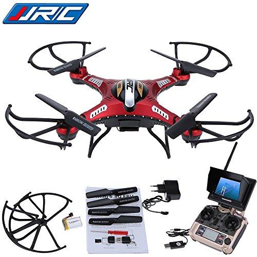 WayIn® JJRC H8D RC Quadcopter Hélicoptère...