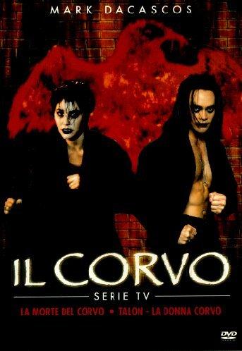 Il Corvo - La Morte Del Corvo / Talon, La Donna Corvo