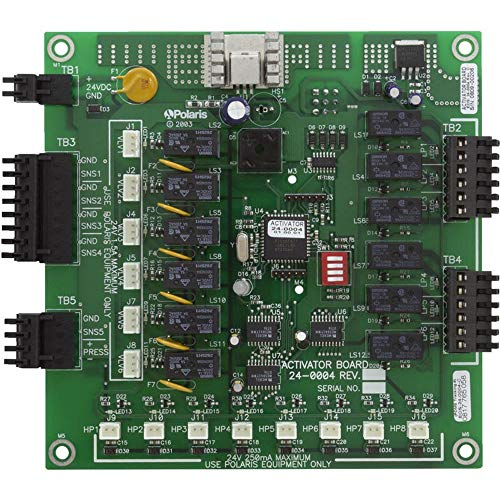Check Out This Zodiac Activator Board, Jandy EOS