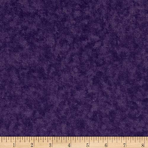 Max 71% OFF Cotton Blenders Purple Quilting by Fabric Weekly update the Yard