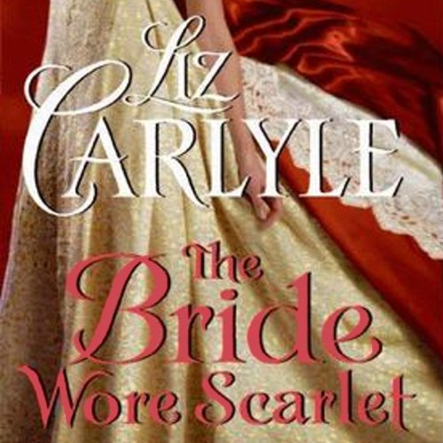 The Bride Wore Scarlet cover art