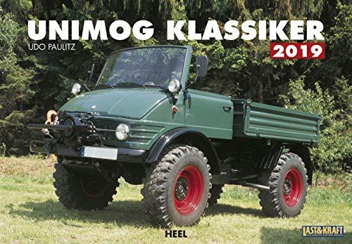 Unimog Klassiker 2019: Universal-Motor-Gerät mit Kultstatus