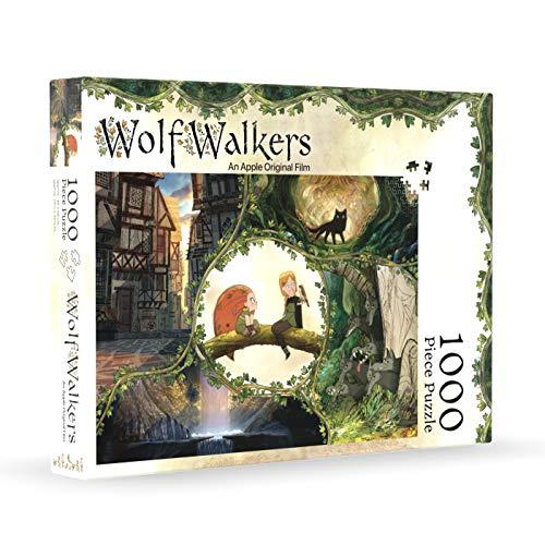 Wolfwalkers 1000 Piece Puzzle