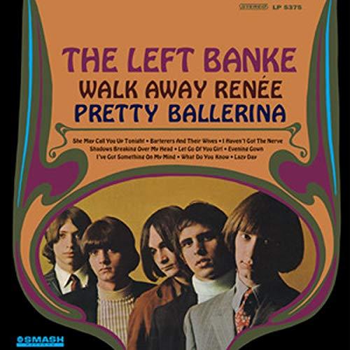 Walk Away Renee/Pretty Ballerina [Vinyl LP]