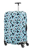 Samsonite Global Travel Accessories Disney Lycra Kofferhülle, L, blau (mickey/minnie blue)