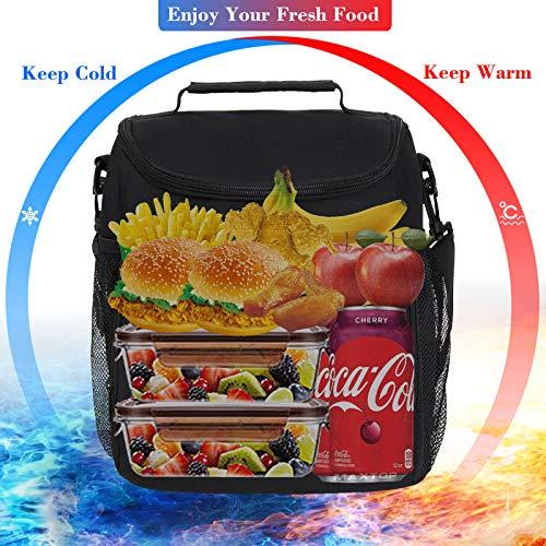 MAXTOP Bolsas porta alimentos