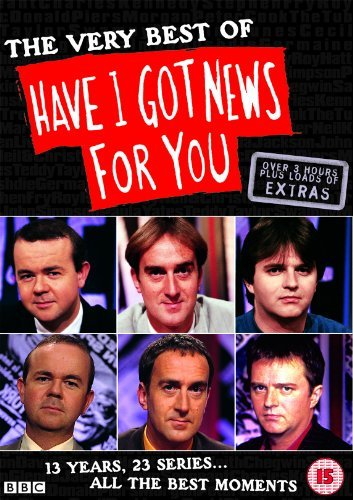 The Very Best of 'Have I Got News for You' [Region 2] by Angus Deayton
