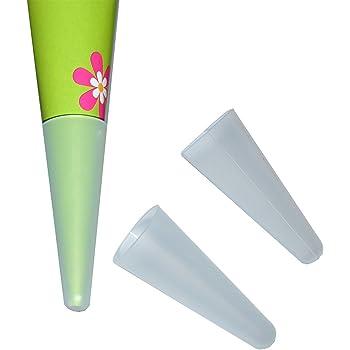 Schultüten Spitze Spitze aus Kunststoff Schutz für Schultüte,Schultütenspitze