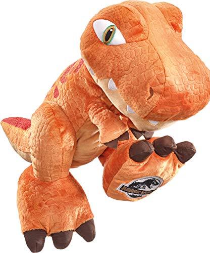Schmidt Spiele 42757 Jurassic World, T-Rex, 48 cm Plüschfigur