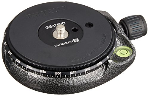 Gitzo GS3750D - Cabeza esférica Central
