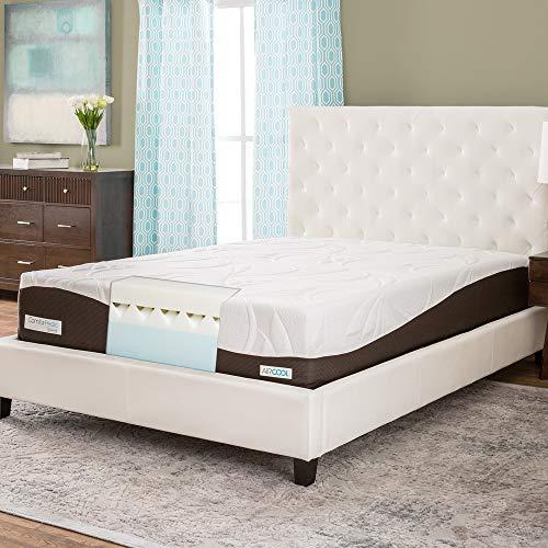 Simmons Beautyrest ComforPedic from Beautyrest 12-inch Memory Foam Mattress Queen
