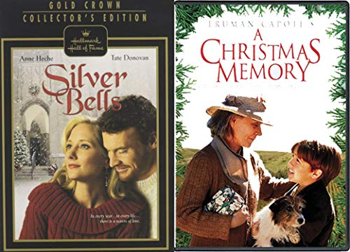 Everasting Christmas Love - Silver Bells (Gold Crown Collection) & Truman Capote's A Christmas Story 2-DVD Bundle.