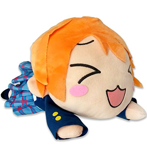 SEGA Love Live School Idol Project Rin Hoshizora Jumbo Stuffed Plush, 15'