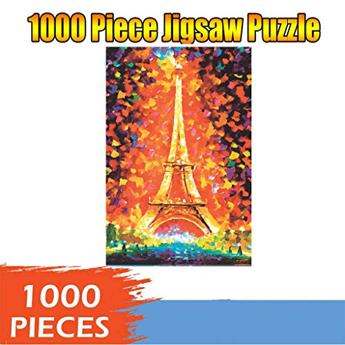 Best Deals! Jigsaw Puzzles Toys Game Large Size - 1000 Pieces Funny Wooden - Impossible Difficult Ha...