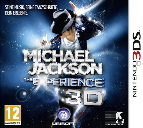 Michael Jackson: The Experience 3D [AT PEGI] [Edizione: Germania]